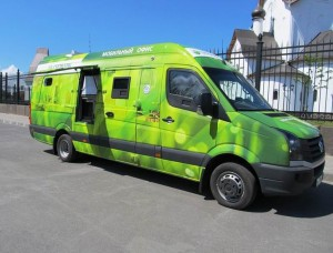 VW Crafter SberBank